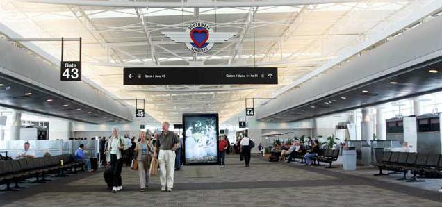 ثاني أكبر منشأة طيران في ولاية تكساس الأمريكية