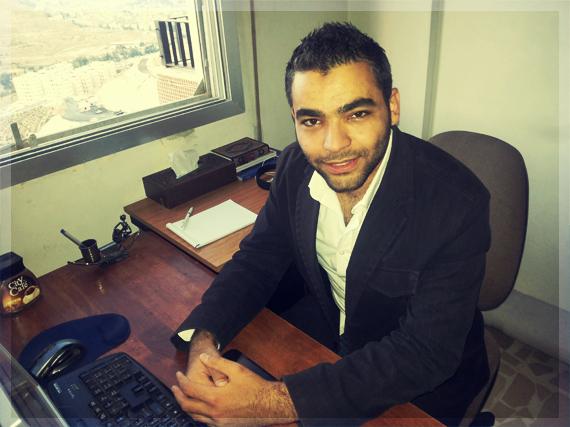 في مكتب العمل - سوريا