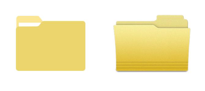 لم نعد نعتمد علي ال Pattern و Textures في التصميم
