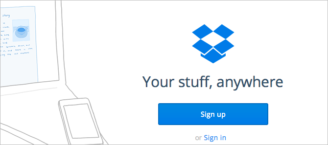 استخدم Dropbox للإحتفاظ بنسخة من ملفاتك Online